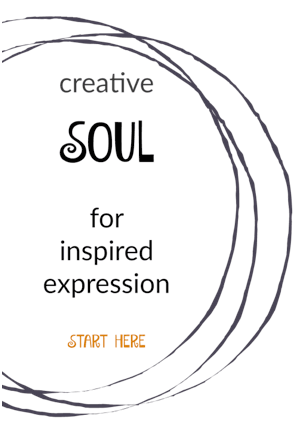creative soul for inspired expression