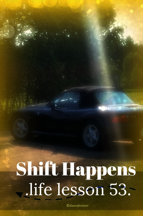 Stick Shift Perfectionist and Beginners Mind