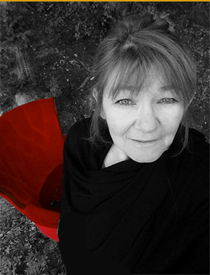 Meet at Dawn, Dawn Kotzer and the red chair