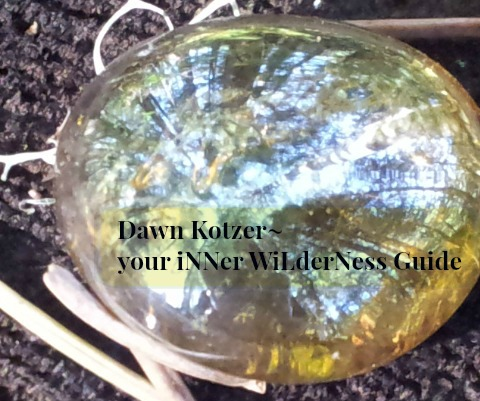 Wilderness Pebble reflects your Gold